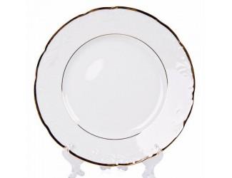 Набор тарелок 25см 6шт Thun Тюльпан(Tulip) декор 17500
