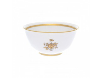 Набор пиал Queen's Crown Золотая роза 10,5 см (6шт)
