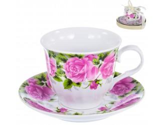 Чайная пара Olaff Флора 220мл