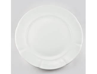 "Набор 6 тарелок подстановочных 27см ""White""Royal Bone China Белый Виндзор ""White"