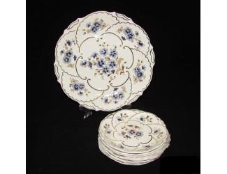 Набор для десерта 7 предметов Zsolnay 9269/059s