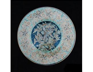 Декоративная тарелка 40,5см Zsolnay 9970/2670