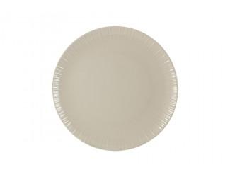 Тарелка 19см Home & Style карамель