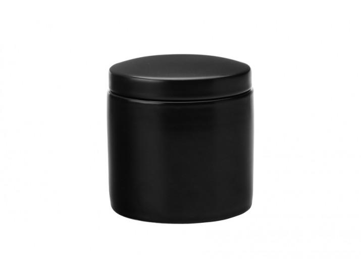 Банка для сыпучих продуктов 1л Maxwell & Williams Эпикур чёрный