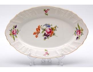 Блюдо овальное Bernadotte 34см Полевой цветок 5309011