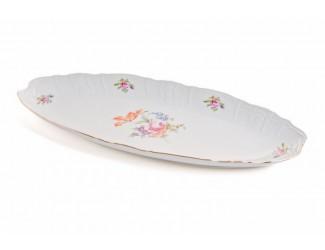 Блюдо для рыбы Bernadotte 52см Полевой цветок 5309011