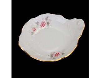 Набор розеток Bernadotte 11см 6шт Роза серая 5396011
