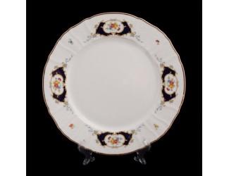 Блюдо круглое Bernadotte 30см Bernadotte Синий глаз 36612