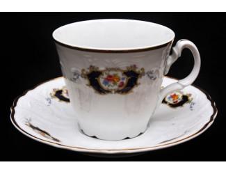 Набор для чая 240мл Bernadotte Синий глаз 36612 на 6 персон 12 предметов