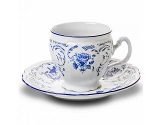 Набор для чая Bernadotte 240мл Бернадот 24074 на 6 персон 12 предметов