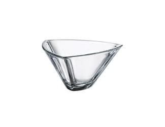 Ваза для фруктов Crystalite Bohemia 30,5cм Триангл
