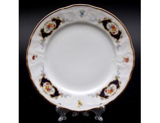 Набор тарелок 27см 6 шт Bernadotte Синий глаз 36612