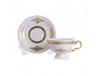 Набор для чая Bernadotte 230мл на 6 персон 12 предметов Мария Луиза 8801400