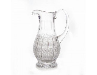 Кувшин Glasspo 1,3л.Хрусталь 31163