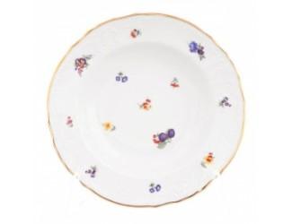 Набор глубоких тарелок Bernadotte Слива 23см(6 шт)