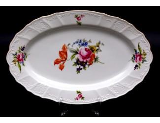 Блюдо овальное Bernadotte 36см Полевой цветок 5309011