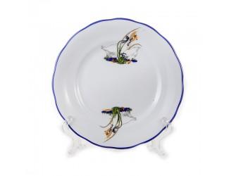 Набор тарелок Epiag 26см 6 шт Гуси 2807