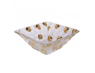 Ваза для фруктов Union Glass 26см Marble