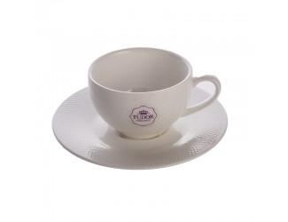 Кофейная пара (чашка+блюдце) Tudor 90 млRoyal Sutton