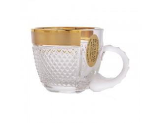 Набор для кофе Union Glass 100 мл 6 шт .Фелиция 1212