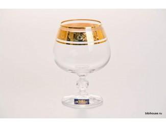 Набор бокалов Crystalite Bohemia 250 мл 6шт Клаудия 431346