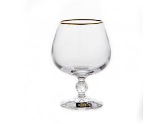 Набор бокалов Crystalite Bohemia 250 мл 6шт Клаудия 230116