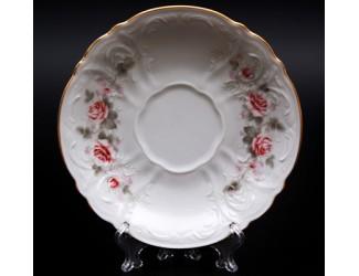 Блюдце Bernadotte 15,5см Роза серая 5396011