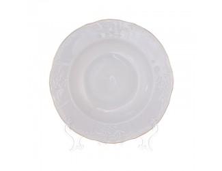 Набор глубоких тарелок Bernadotte 23см 6 шт Бернадотт белый 311011