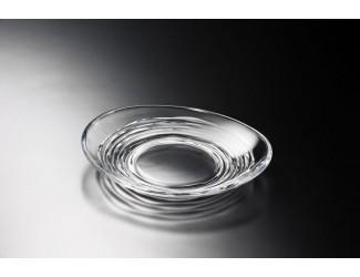 Блюдо большое овал ВИНЧИ Soga Glass A4121W