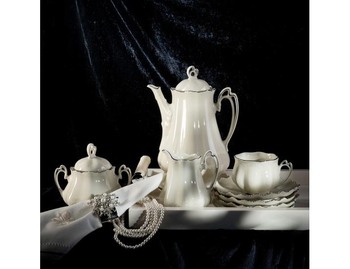 купить Сервиз чайный Leander Виктория 15 предметов на 6 персон в Москве