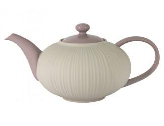 Чайник (карамель/какао)Home & Style в подарочной упаковке