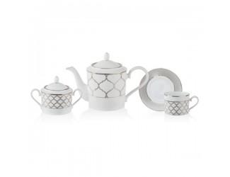 Сервиз чайный Noritake Царский Дворец на 4 персоны 10 предметов NOR1717-tea set_4/10