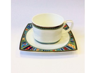 Набор чайных пар на 6 персон 12 предметов Japonica Авангард JDTL-5