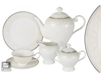 Чайный сервиз Anna Lafarg Emily Белгравия 21 предмет на 6 персон