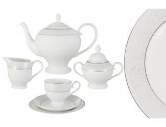 Чайный сервиз Anna Lafarg Emily Мелисента 21 предмет на 6 персон