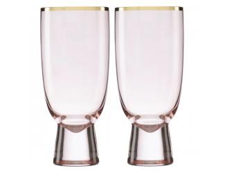 Набор бокалов для коктейля Lenox Трианна 410мл, 2шт, (пудровый)