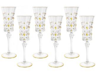 Набор бокалов для шампанского 6шт 150мл  Same Флоренция