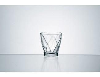 Набор стаканов 4шт 270мл Джой клетка Soga Glass E3181W