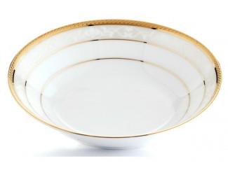 "Чаша для десерта Noritake ""Хэмпшир, золотой кант"" 14см"