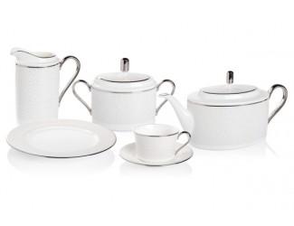 Сервиз чайный Noritake Брум-стрит на 6 персон 21 предметов