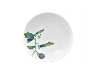 Тарелка для пасты Noritake Овощной букет Баклажан 23см NOR1620-9180205