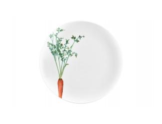 Тарелка закусочная Noritake Овощной букет Морковка 24см NOR1620-9181603