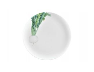 Тарелка закусочная Noritake Овощной букет Редька 24см NOR1620-9181607