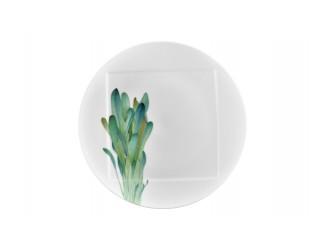 Тарелка обеденная Noritake Овощной букет Горчица 27см NOR1620-9930A02