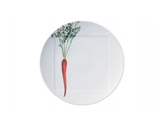 Тарелка обеденная Noritake Овощной букет Морковка 27см NOR1620-9930A03