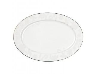 Блюдо 31см Royal Aurel Белый Лотос 00000062580