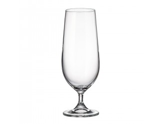 Набор бокалов для пива Crystalite Bohemia Columba 470 мл (6 шт)