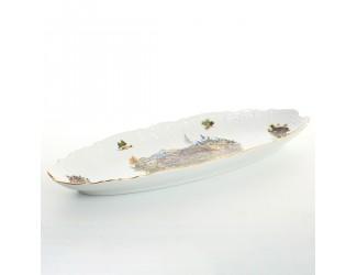Блюдо для рыбы 52см Bernadotte Охота