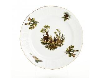 Набор тарелок 21см 6шт Bernadotte Охота