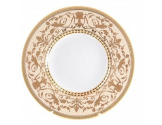 Набор тарелок 6шт 28,5см Falkenporzellan Harmony Cream Black